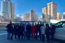 Viagem WR Construtora e Giganet para o Chile